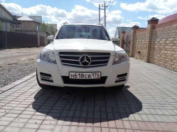 Mercedes-Benz GLK-Class, 2010 год, 800 000 руб.