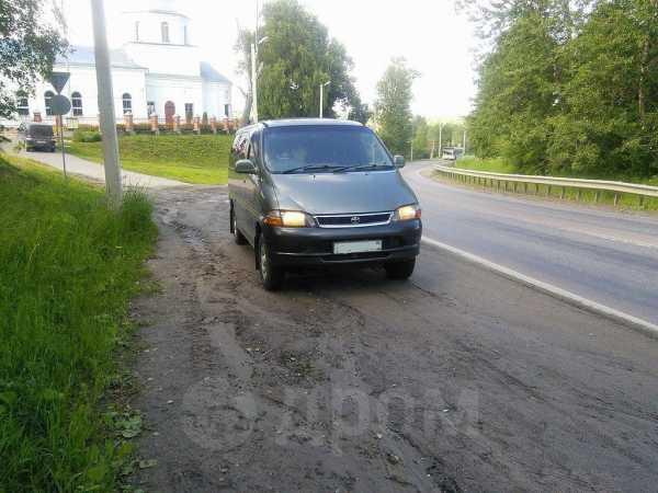 Toyota Granvia, 1997 год, 270 000 руб.