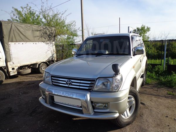 Toyota Land Cruiser Prado, 2000 год, 870 000 руб.