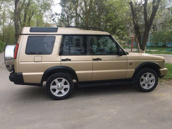 Land Rover Discovery, 2004 год, 500 000 руб.