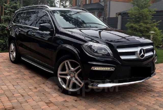 Mercedes-Benz GL-Class, 2013 год, 1 985 000 руб.