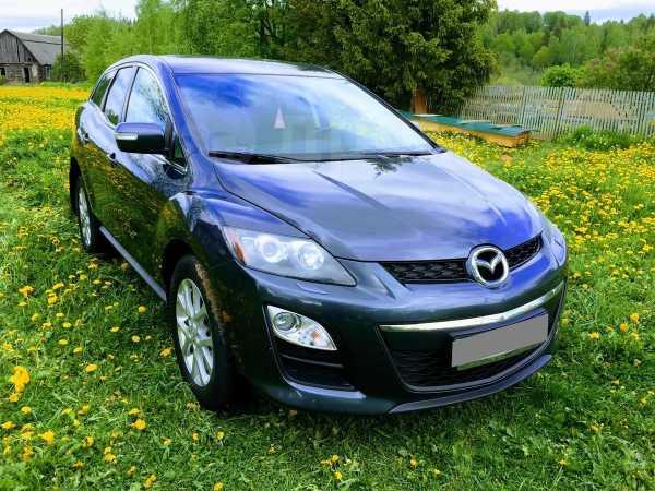 Mazda CX-7, 2011 год, 820 000 руб.