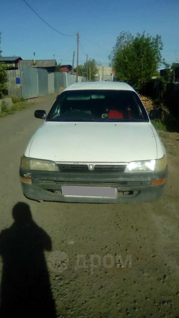 Toyota Sprinter, 1998 год, 105 000 руб.