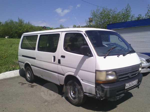 Toyota Hiace, 1991 год, 140 000 руб.