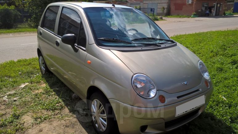 Daewoo Matiz, 2006 год, 138 000 руб.