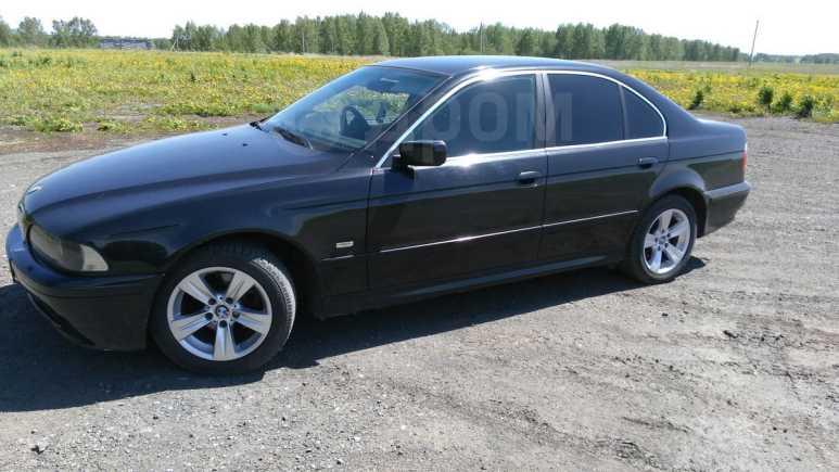 BMW 5-Series, 2003 год, 365 000 руб.