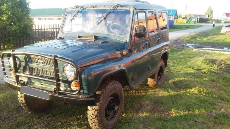 УАЗ 3151, 1996 год, 110 000 руб.