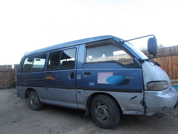 Hyundai Grace, 1994 год, 80 000 руб.