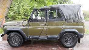 Прокопьевск УАЗ 469 1986