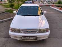 Новосибирск Ниссан Санни 1998