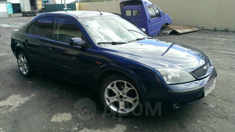 Ford Mondeo, 2001 год, 160 000 руб.