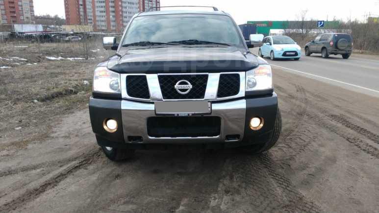 Nissan Armada, 2004 год, 500 000 руб.
