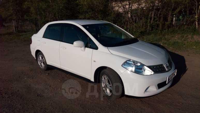 Nissan Tiida Latio, 2008 год, 385 000 руб.