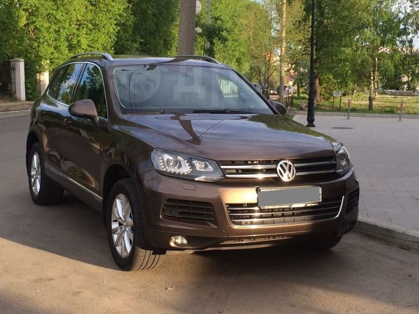Volkswagen Touareg, 2010 год, 1 390 000 руб.