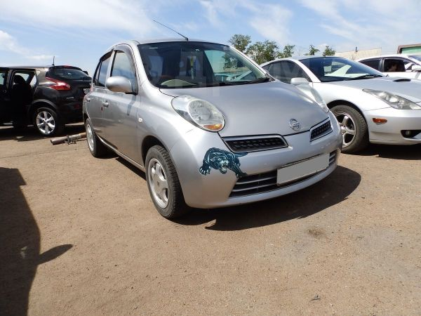 Nissan March, 2008 год, 285 000 руб.