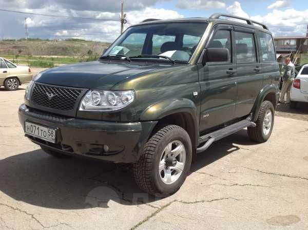 УАЗ Патриот, 2011 год, 510 000 руб.