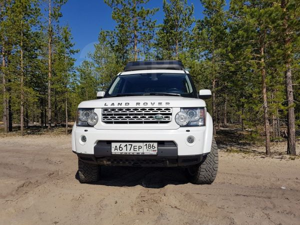 Land Rover Discovery, 2012 год, 1 690 000 руб.