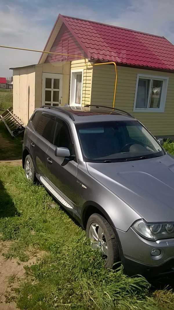 BMW X3, 2006 год, 550 000 руб.