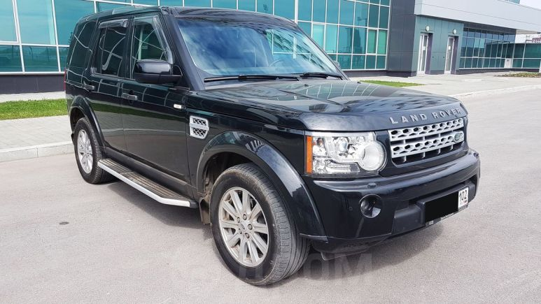 Land Rover Discovery, 2011 год, 1 490 000 руб.