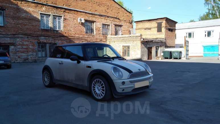 Mini Hatch, 2002 год, 250 000 руб.
