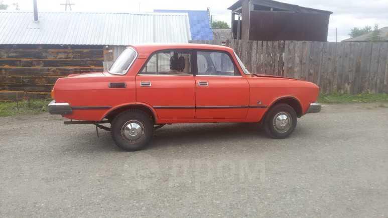 Москвич 2140, 1986 год, 19 000 руб.