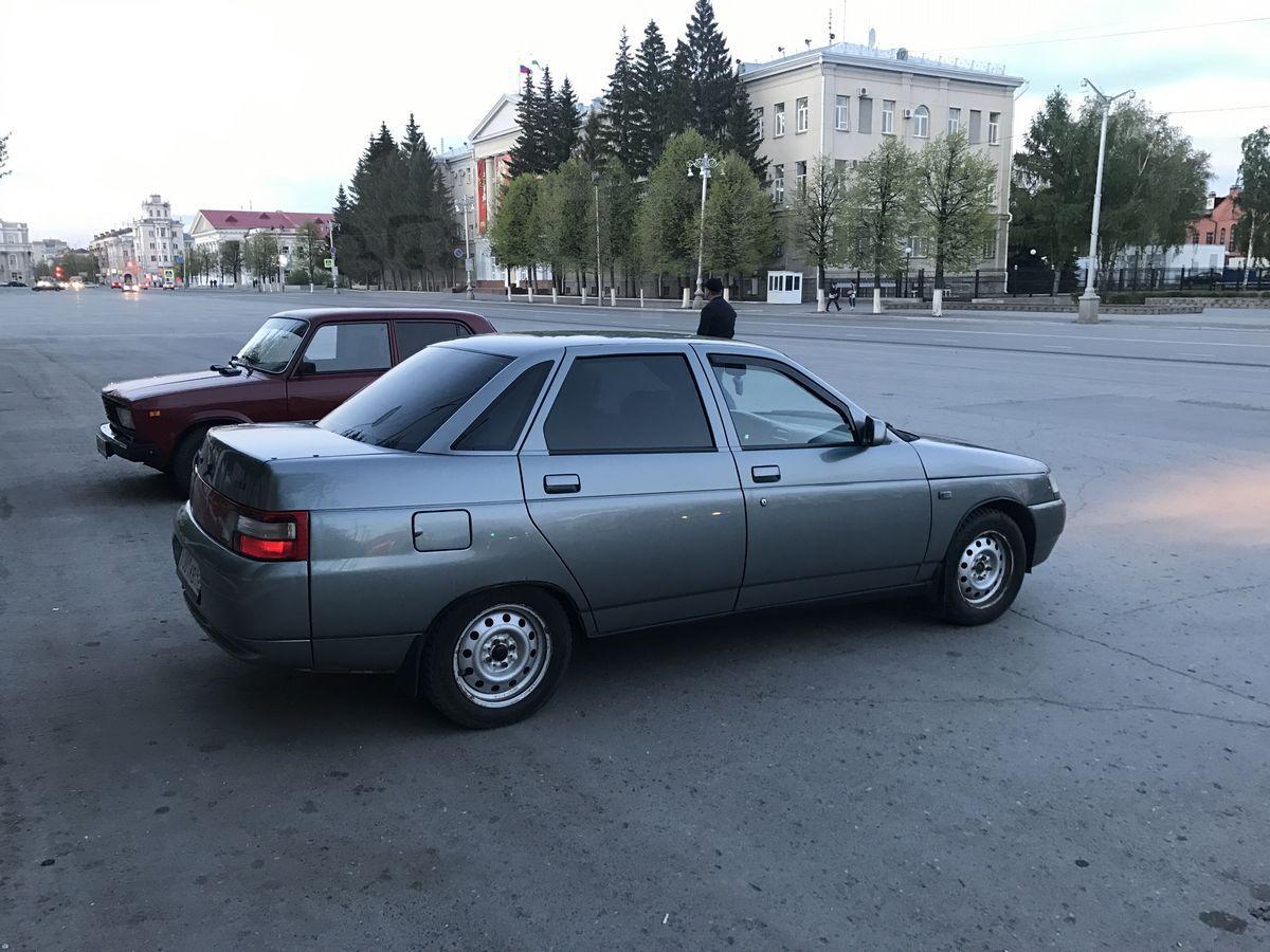 Кузовные детали ВАЗ 2110