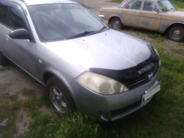 Nissan Wingroad, 2001 год, 230 000 руб.