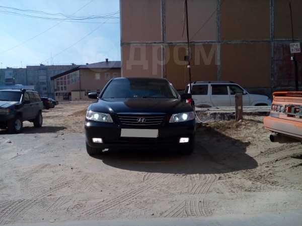 Hyundai Grandeur, 2008 год, 570 000 руб.