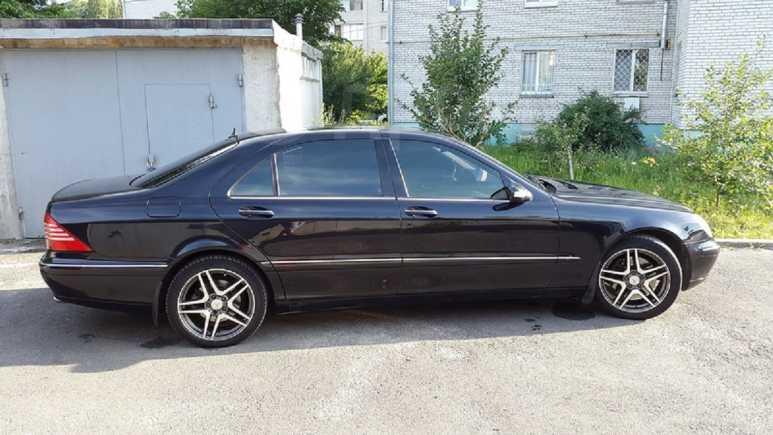 Mercedes-Benz S-Class, 2001 год, 750 000 руб.