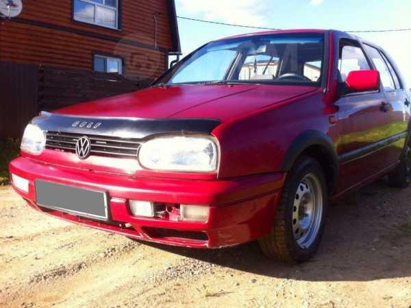 Volkswagen Golf, 1992 год, 75 000 руб.