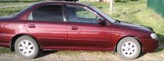 Kia Spectra, 2007 год, 208 000 руб.