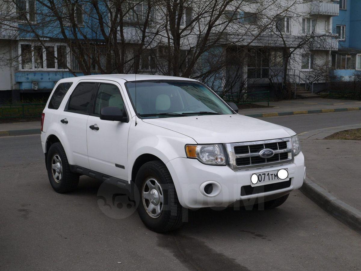 Продажа форд эскейп в москве частные объявления дать объявление топливного