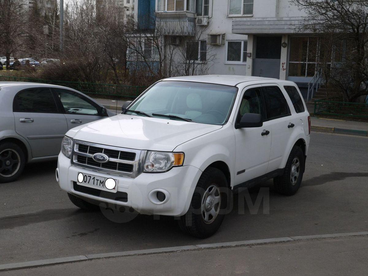 Частные объявления о продаже форд эскейп в москве из рук в руки частные объявления вакансии няни воспитателей москва