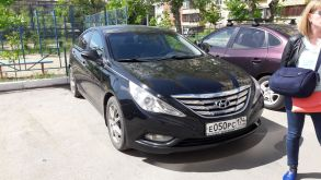 Челябинск Sonata 2011