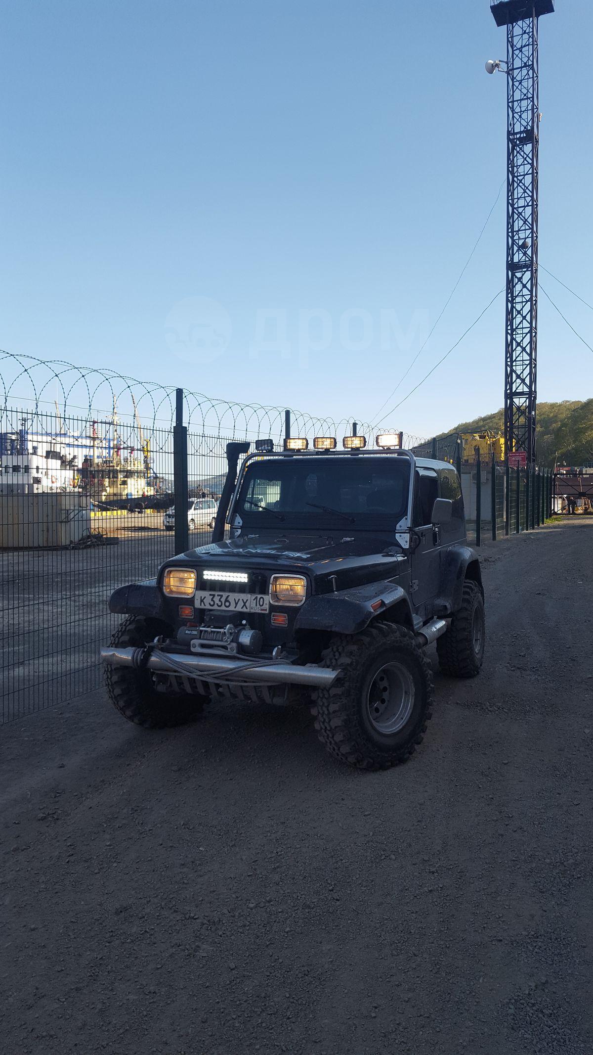 фары jeep фото