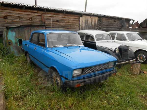 Москвич 2140, 1986 год, 20 000 руб.