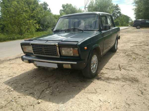 Лада 2107, 2005 год, 40 000 руб.