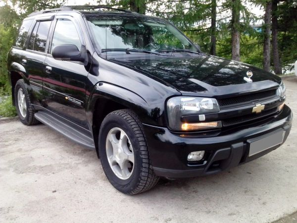 Chevrolet TrailBlazer, 2006 год, 600 000 руб.