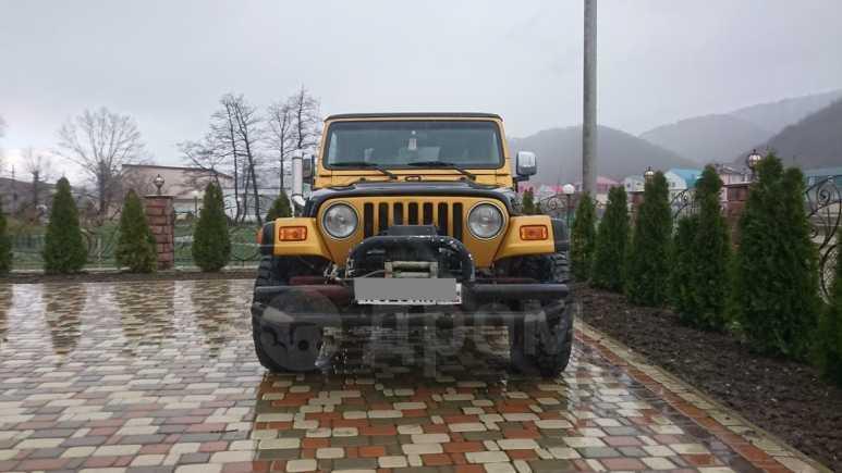 Jeep Wrangler, 2003 год, 650 000 руб.