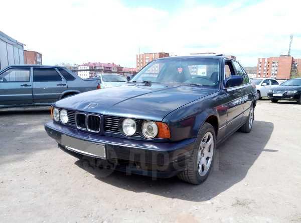 BMW 5-Series, 1988 год, 115 000 руб.