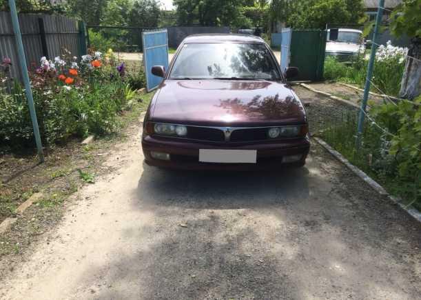 Mitsubishi Sigma, 1993 год, 125 000 руб.
