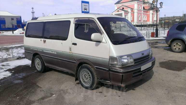 Toyota Hiace, 1992 год, 180 000 руб.
