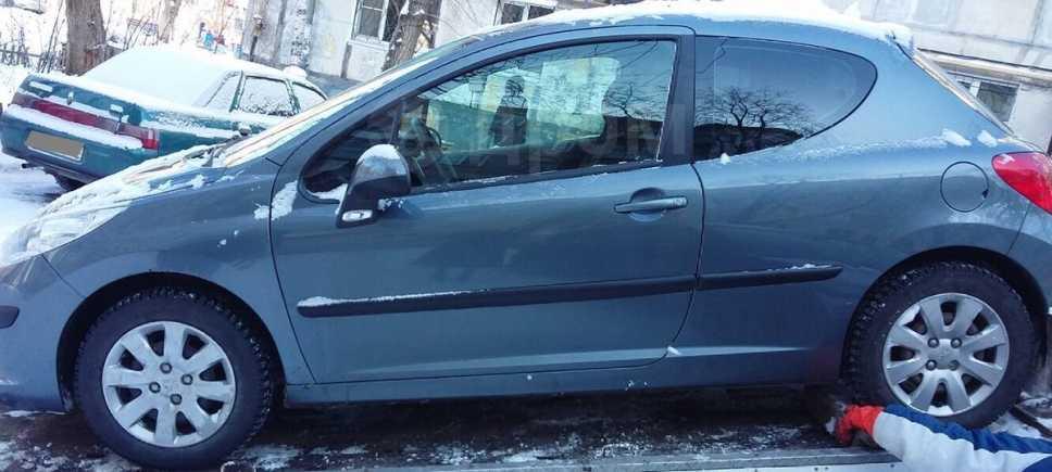 Peugeot 207, 2009 год, 350 000 руб.