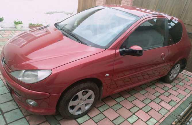 Peugeot 206, 2007 год, 200 000 руб.