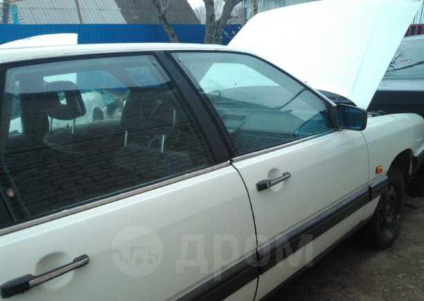 Audi 100, 1987 год, 11 000 руб.