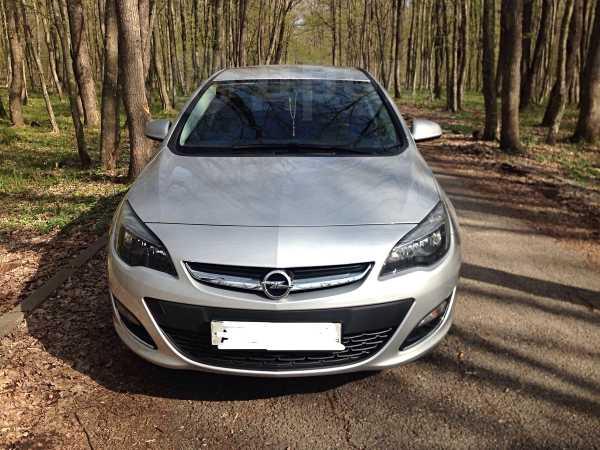 Opel Astra, 2013 год, 625 000 руб.