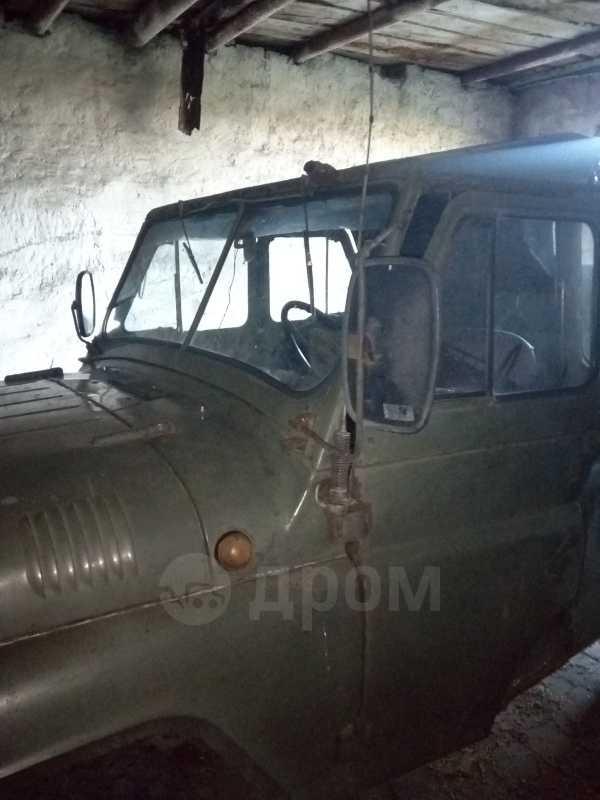 УАЗ 469, 1987 год, 60 000 руб.