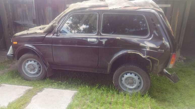 Лада 4x4 2121 Нива, 2009 год, 150 000 руб.