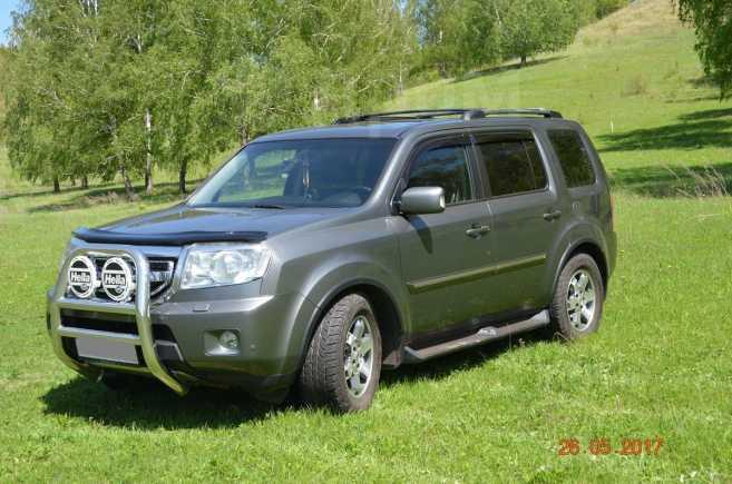 Honda Pilot, 2008 год, 815 000 руб.