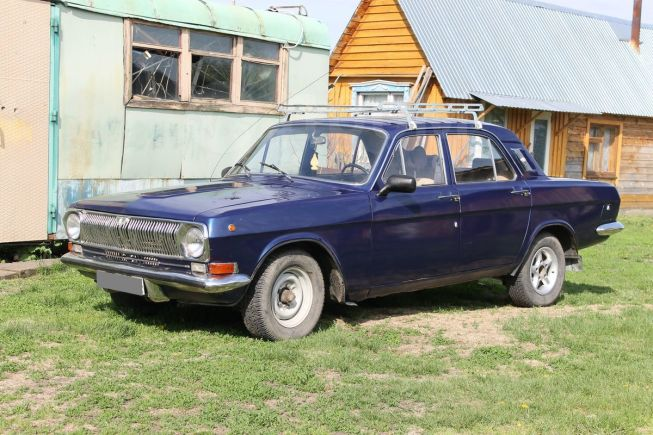 ГАЗ 24 Волга, 1976 год, 75 000 руб.